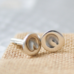 fingerprint cufflinks 2.2