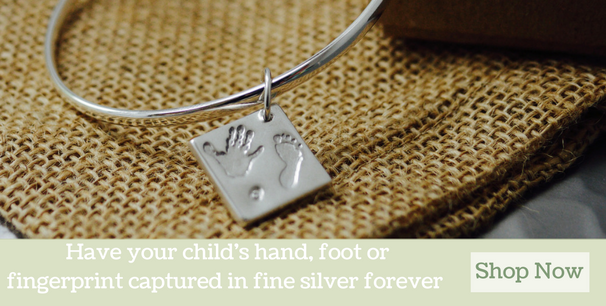 Hand Foot and Fingerprint Jewellery