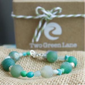Green bracelet 2