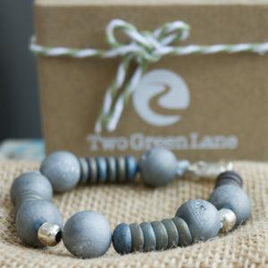 Grey bracelet 2