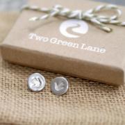 Circle Shaped Earrings
